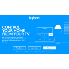News - 2016042802 - Logitech's Harmony app brings smart home control to Android TV