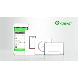 PR - 2016112901 - Crowdfunding Campaign Launches Reinvented Smart Wall Switch